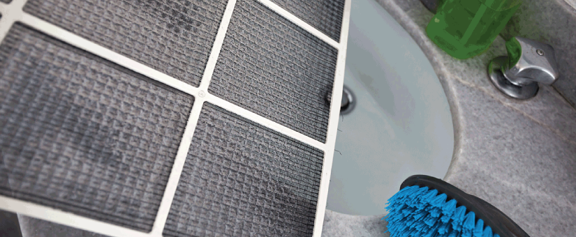 How to Clean your ERV or HRV Filter