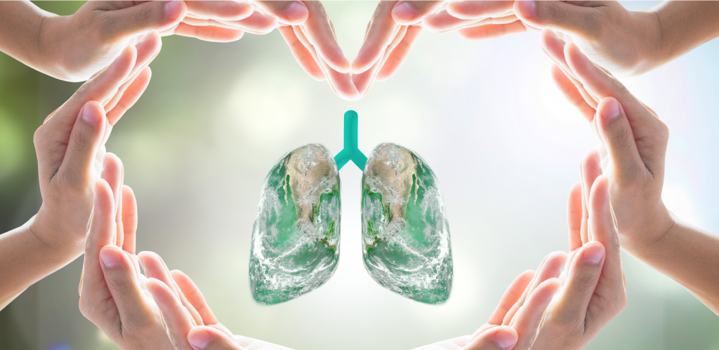 National Lung Month