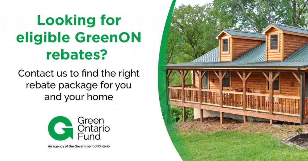 greenon rebates ottawa