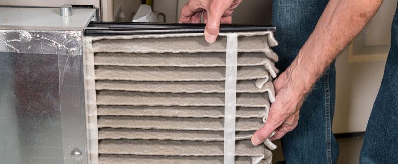 Preventative air conditioner maintenance
