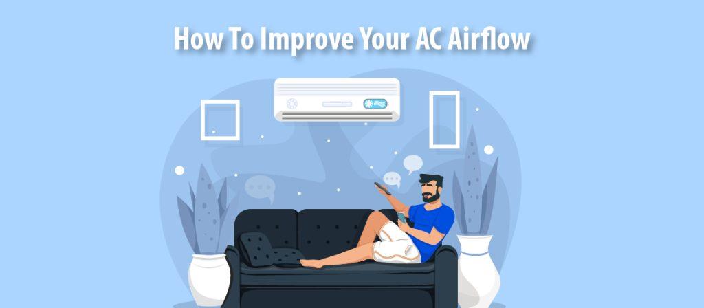 improve airflow