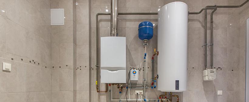 Boilers vs Water Heaters